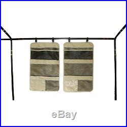 12x10 Ozark Trail Wall Tent North Fork Outfitter with Stove Jack Camping Hunting