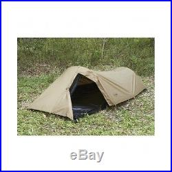 1 Person Trail Tent Camping Hiking Outdoor Snugpak Survival Bedding Shelter Camp