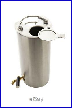 3L Water Heater For Frontier / Outbacker Wood Burning Stove Bell Tent Boutique
