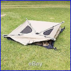 4-Person FREESTANDER TURBO TENT New in Factory Packaging by Black Pine Sports