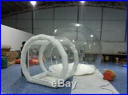 6PCs New Transparent Outdoor Inflatable Bubble Camping Tent Shipped by Sea