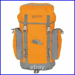 72 Hr Orange Survival Backpack Kit Zombie Emergency 3 Day Disaster Pack Bug Out