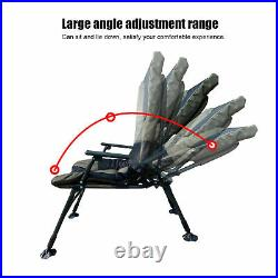 793lbs Heavy Duty Portable Folding Camping Chair Outdoor Fishing Picnic Chair