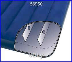 AIR BED MATTRESS Twin Size Camping Airbed Inflatable Downy Sleepeng Rest Outdoor