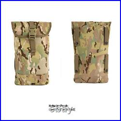 AKMAX Military FILBE Main Backpack Tactical Army Rucksack with Pouches Multicam
