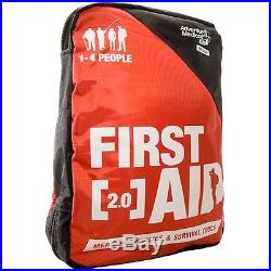 Adventure Medical 0120-0220 1-4 Person Survival Medical First Aid Kit 2.0