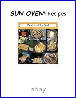 All American Sun Oven The Ultimate Solar Cooking Appliance / Solar Stove