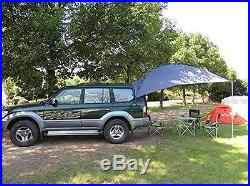 Awning Rooftop SUV Shelter Truck Car Tent Trailer Camper Outdoor Camping Canopy