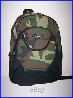 Backpack Survival Bugout Bag Emergency Supplies Water Purification New Improved