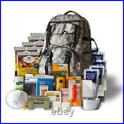 Bug Out Bag Survival Kit Emergency Backpack Prepper Supplies First Aid Food Gear