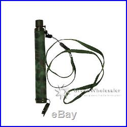 Camouflage Water Purifier Filter Life Survival Ultra-Light Straw 99.99% 800L