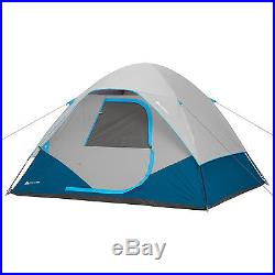Camping Combo Set 6 Person Tent Ozark Trail 28 Piece Outdoor Family Hiking Tent