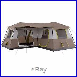 Camping Tent 12 Person Large 3 Rooms 16'x16' Family River Fishing Huge Big Cabin