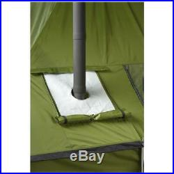 Camping Tent Ice Shack Heater Woodstove Wood Burning Stove Body & Pipe Fireplace