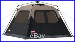 Coleman 6 Person Instant Cabin Tent Camping Outdoor Gear Easy Set Up Rainfly New