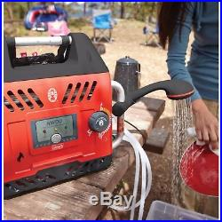 Coleman Hot Water on Demand H2Oasis 5 Gal Portable Camping Propane Water Heater