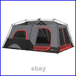 Core 10 person Lighted Instant Cabin Tent