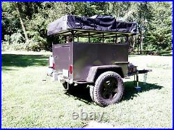 Deposit for Custom Overlanding Off-road Camping Trailer Ready for Roof Top Tent