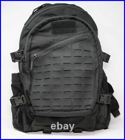 Eagle Industries Enhanced 3-Day Assault 500D Molle Backpack (Black) R-A-III