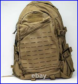 Eagle Industries Enhanced 3-Day Assault 500D Molle Backpack (Coyote) R-A-III