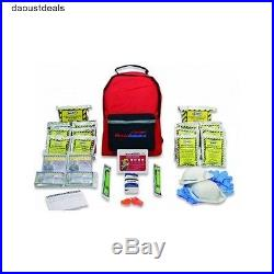 Emergency Backpack Survival Kit 2 Person Pack Disaster Fire Camping Hunting Gear