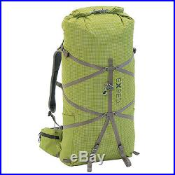 Exped Lightning 60l Mens Rucksack Hiking Green One Size