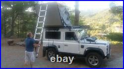 Extended Ventura Deluxe 1.4 Roof Top Tent + Annex Land Rover Expedition Overland