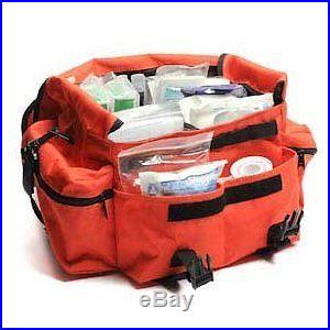 First Aid Kit First Responder Trauma Medical Bag Complete Rated Number 1