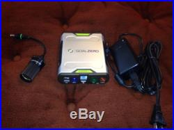 Goal Zero Sherpa 50 Battery pack! With Extras
