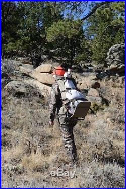 Hunting Rifle BackPack Frame Bag Outdoor Camping Hiking Fishing Travel Lodge New