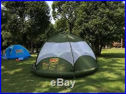 Inflatable Family Tent large space, With Bladder Water Float, Camp on water