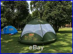 Inflatable Family Tent large space, With Bladder Water Float, Fun on water