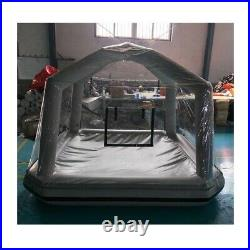 Inflatable Floating PVC Shoal Family Camping Water Raft Tent AS SEEN ONLINE