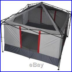 Instant Tent Room 6 Person Family Camping Hunting Camp Base Cabin Tents Canopy