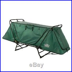 Kamp-Rite Original Tent Cot Folding Outdoor Camping Hiking Bed for 1 Person