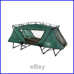 Kamp-Rite Oversize Tent-Cot Outdoor Camping Sleeping Gear with Rainfly