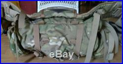 Kifaru Pointman backpack with extras, hiking, camping, tactical, or everyday