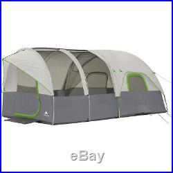 Large 16' x 9' Modified Dome Tent Sleeps 10 Camping Outdoor Family Tents