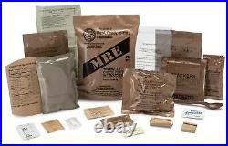 MRE MILITARY 2021 INSPECTION A, B or A and B case