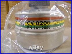 Mestel NBC SGE 40mm Gas Mask Filter New Expires 2019