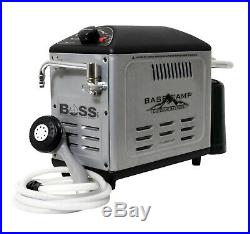 Mr. Heater Outdoor Shower BOSS-XW18 Basecamp Battery Operated Shower System