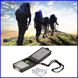 Multifunction 10 in1 Outdoor Military Camping Hiking Survival Tool Compass Kit Y