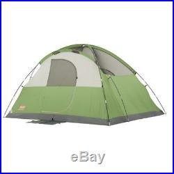 NEW COLEMAN Evanston 6 Person WeatherTec Outdoor Family Camping Tent 11' x 10