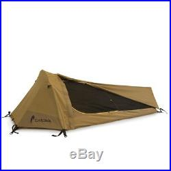 NEW Catoma Raider System 98608 Coyote Brown Tactical Tent Shelter 40x80