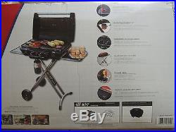 NEW Coleman NXT 200 portable red gas grill for camping, tailgating 2000012520NP