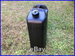 NEW NATO WATER CARRIER 20LTR British Army Plastic Jerry Can Canister Container