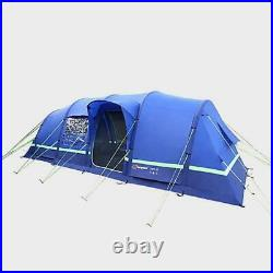 New Berghaus Air 8 Inflatable Tunnel Design 8 Person Family Tent