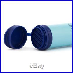 New LIFESTRAW Pack of 5 PORTABLE Personal WATER FILTER Purification Purifier