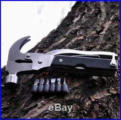 New Outdoor Camping Emergency Survival Tools Axe Hatchet Hammer Multi-Function