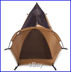 New Raider Backpacking Bivy Tent Double Wall Only 2.5 Lbs By Catoma